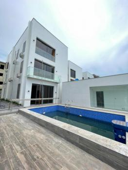 Waterfront 5 Bed Full Detached Duplex with Jetty and 2bq, Waterfront, Ikoyi, Lagos, Detached Duplex for Sale