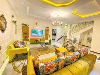 3 Bedroom, Chevron Drive, Idado, Lekki, Lagos, Terraced Duplex Short Let