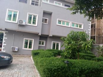 Well Finished Newly Built 3 Bedroom Flat with a Bq & Cctv, Wuye Not Too Far From Ay Shafa, Wuye, Abuja, Flat / Apartment for Rent