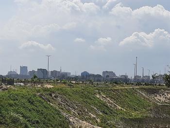Prime Mixed-use Land Measuring 2364sqm, Ahmadu Bello Way / Victoria Island, Eko Atlantic City, Lagos, Mixed-use Land for Sale