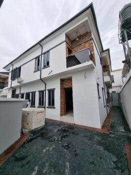 Affordable 4 Bedroom Semi-detached Duplex in a Gated Estate, Idado, Lekki, Lagos, Semi-detached Duplex for Sale