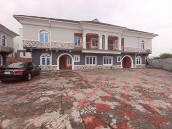 Spacious 4 Bedroom Semidetached Duplex with a Room Bq, Lekki Phase 1, Lekki, Lagos, Semi-detached Duplex for Rent