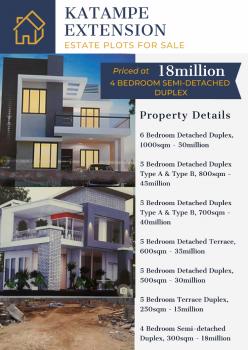 5 Bedroom Detached Duplex, Katampe Extension, Katampe, Abuja, Detached Duplex for Sale