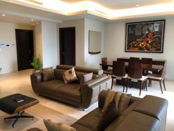 Luxury 3 Bedrooms Apartment, Eko Pearl, Eko Atlantic City, Lagos, Flat / Apartment Short Let