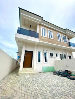 Nicely Built 4 Bedroom Semi-detached Duplex;, Second Tollgate., Lekki, Lagos, Semi-detached Duplex for Rent