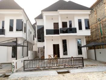 a Wonderfully Finished 4 Bedroom Detached Duplex in a Mini Estate, Chevron Alternative Road, Lekki, Lagos, Detached Duplex for Sale