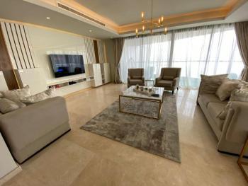 Pent Floor 3 Bedrooms Luxury Apartment, Eko Pearl, Eko Atlantic City, Lagos, Flat / Apartment Short Let
