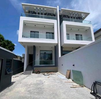 Luxury Newly Built 5 Bedrooms with Excellent Facilities, Old Ikoyi, Ikoyi, Lagos, Semi-detached Duplex for Sale