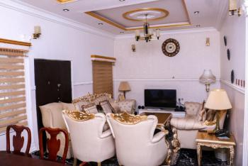 Serviced and Furnished 3 Bedroom Flat, Wuye District, Wuye, Abuja, Flat / Apartment for Rent