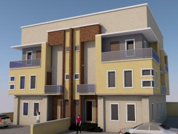 4 Bedroom Semi-detached Duplex with Wonderful Facilities in a Estate, District, Katampe, Abuja, Semi-detached Duplex for Sale