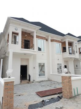 Luxury Built and Exquisitely Finished 4 Bedroom Duplex with Bq, in an Estate By Chevron Tollgate, Lekki Phase 2, Lekki, Lagos, Semi-detached Duplex for Sale