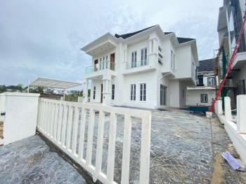 Contemporary Five (5) Bedrooms Detached Duplex with Bq and Swimming Pool, Ikota, Lekki Phase 1, Lekki, Lagos, Detached Duplex for Sale