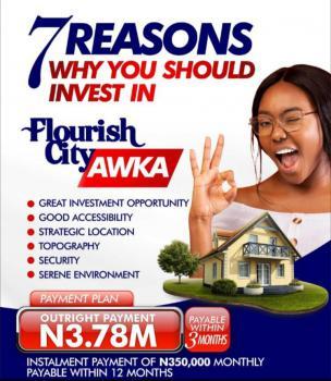 Land, Flourish City Estate, Awka, Anambra, Mixed-use Land for Sale