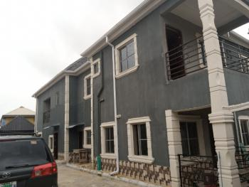 Newly Built 2 Bedroom Flat Downstairs, Ologolo, Lekki, Lagos, Flat / Apartment for Rent