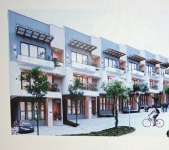 a Standard 5 Bedroom Terrace Duplex, Airport Road, Jabi, Abuja, Terraced Duplex for Sale