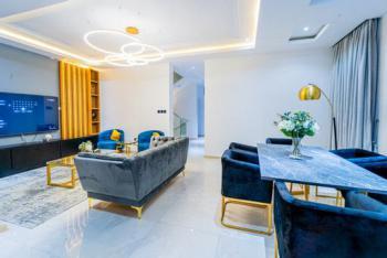 Luxury and Affordable 4 Bedroom, Ikate, Lekki, Lagos, Terraced Duplex Short Let