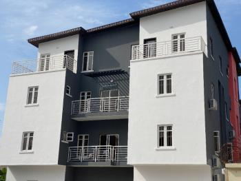 3 Bedroom Flat with Bq and 24hrs Power Upstairs Available, Agungi, Lekki, Lagos, Flat / Apartment for Rent