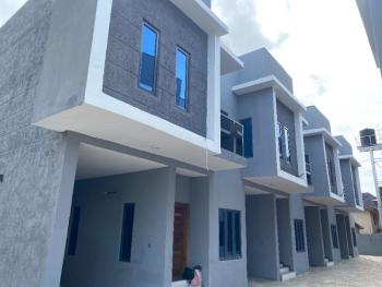 Newly Build 4 Bedrooms Terraced Duplex with 24 Hours Electricity, Agungi, Lekki, Lagos, Terraced Duplex for Rent