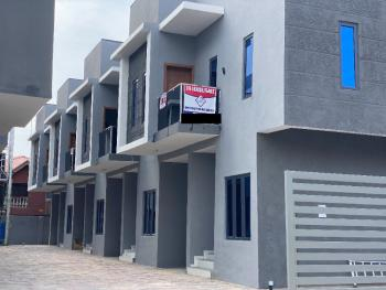 Newly Build 4 Bedroom Terraced Duplex with 24 Hours Electricity, Agungi, Lekki, Lagos, Terraced Duplex for Sale