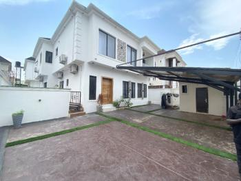 Clean 5 Bedroom Fully Detached Duplex with Bq and Swimming Pool, Idado, Lekki, Lagos, Detached Duplex for Rent