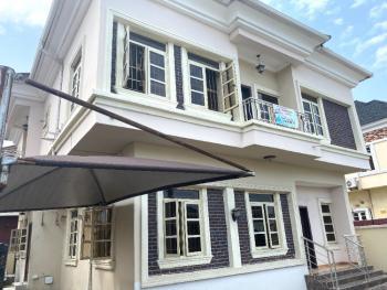 Spacious 5 Bedroom Fully Detached Duplex with Bq in a Gated Estate, Agungi, Lekki, Lagos, Detached Duplex for Rent