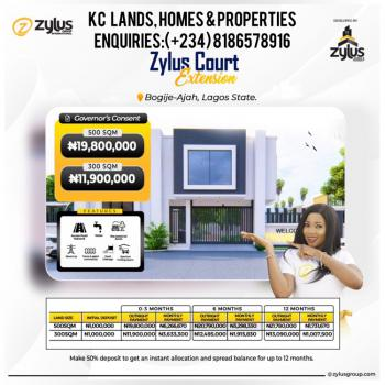 Zylus Court +ext:elegantly Designed Units of Duplexes & Bungalows +bq, Bogije, Ibeju Lekki, Lagos, Detached Bungalow for Sale