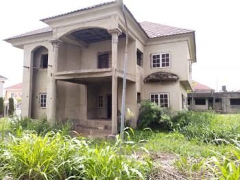 Advanced & Roofed 4 Bedrooms Fully Detached Duplex with Bq, Close to Cedarcrest Hospital By Brains & Hammers Estate, Apo, Abuja, Detached Duplex for Sale