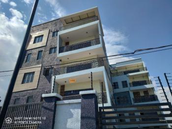 Luxury and Tastefully Built 4 Bedrooms Serviced Maisonette Duplex, Harmony Estate, Ifako, Gbagada, Lagos, Terraced Duplex for Sale