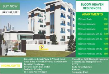 Automated Beach Home in The Heart of Lekki Available in Maisonette, Ikate, Lekki, Lagos, Terraced Duplex for Sale