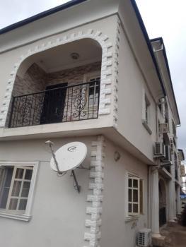 Decent 3 Bedroom Flat, Off Pedro Road., Palmgrove, Shomolu, Lagos, Flat / Apartment for Rent