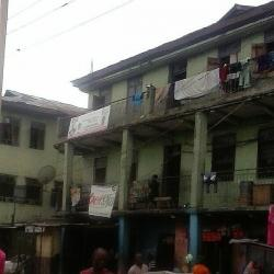 Twin 2 Storey Buildings at Agege Motor Road Mushin, 189/190 Agege Motor Road, Ilasamaja, Mushin, Lagos, Block of Flats for Sale