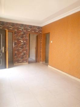 a Lovely Spacious a Room & Palour Self Contained in Good Interlocking, Marshy Hill Estate (akins Bustop) Ado Road, Ado, Ajah, Lagos, Mini Flat for Rent