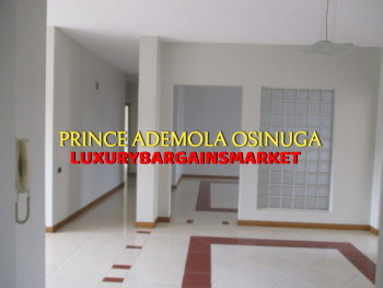 Direct Paying Client- 3 Bedroom Apartment +tennis, Pool, Central, Old Ikoyi, Ikoyi, Lagos, Flat / Apartment for Rent
