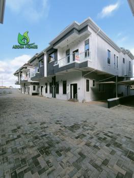 4 Bedroom Semi-detached Duplex with Bq, Lekki County Estate, Lekki Phase 2, Lekki, Lagos, Semi-detached Duplex for Sale