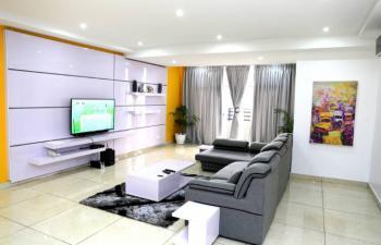 Luxury 3 Bedroom Apartment with Excellent Facilities, Victoria Island (vi), Lagos, Flat / Apartment Short Let