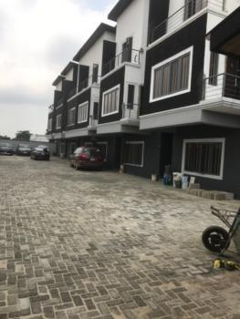 4 Bedrooms Terraced Duplex with a Study Room, 6 People in a Compound, Phase 2, Gra, Ogudu, Lagos, Terraced Duplex for Sale