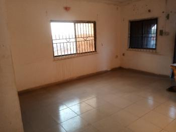 Spaceous Upper Floor 2 Bedroom Flat, Off Adeniyi Street, By Baale Bus Stop, Meiran, Agege, Lagos, Flat / Apartment for Rent