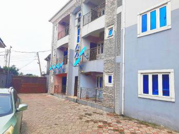 Elegant 2 Bedrooms Flat in a Safe Neighborhood with Federal Light, Chinda, Ada George, Rumueme, Port Harcourt, Rivers, Flat / Apartment for Rent