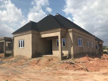 Luxury 3 Bedroom Fully Detached Semi-finished Bungalow, Ikola-command Road, Alagbado Treasure Hilltop Estate, Alagbado, Ifako-ijaiye, Lagos, Detached Bungalow for Sale