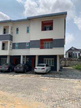 Luxury 6 Bedroom Carcass Duplex, Lekki Gardens Paradise 2 Estate , Chevron., Lekki, Lagos, Terraced Duplex for Sale