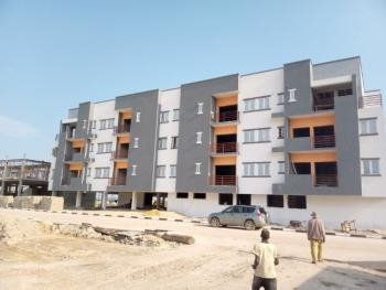 Luxury 1 Bedroom Apartment in Secured Estate with 24 Hour Power Supply, Abijo, Lekki, Lagos, Block of Flats for Sale