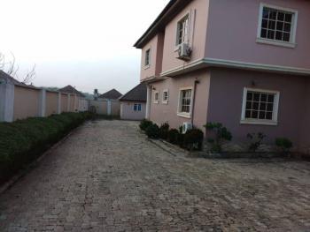 Luxury 4 Bedroom Duplex, 3 Rooms Bq, 2 Sitting Room, Valencia Estate, Behind Sunnyvale Estate, Lokogoma District, Abuja, Detached Duplex for Sale