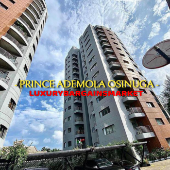 Spacious & Luxury 4 Bedroom Penthouse, Old Ikoyi, Ikoyi, Lagos, Flat / Apartment for Rent