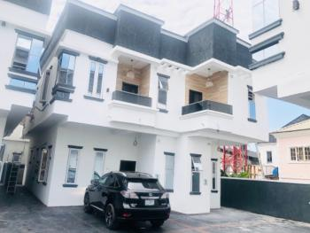 State of The Art Brand New Service 4 Bedrooms Terraced House, Conservative Road, Chevron, Igbo Efon, Lekki, Lagos, Terraced Duplex for Sale