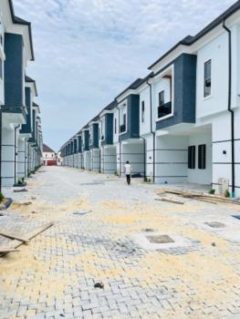 4 Bedroom Serviced Terrace Duplexes with Bq, Orchid Hotel Rd,, Lekki Phase 2, Lekki, Lagos, Terraced Duplex for Sale