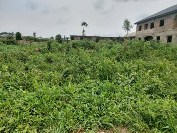 Land Mass - 60ft × 120ft with 2 Existing Structures, Agape Street Behind Police Station Ketu,atan-agbara, Agbara-igbesa, Lagos, Mixed-use Land for Sale