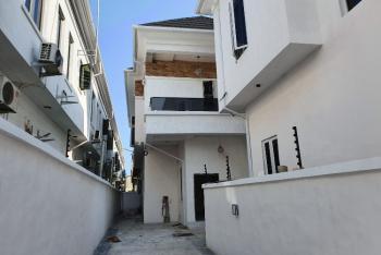 Superb Newly Built 4 Bedroom Semi-detached Duplex with Boys Quarter, Chevron Tollgate, Lekki, Lagos, Semi-detached Duplex for Sale