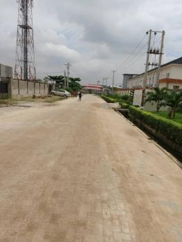 Luxury 4 Bedrooms Terraced Duplex House, Praiseville Courts Phase 4 Estate, Gra, Ogudu, Lagos, Terraced Duplex for Sale