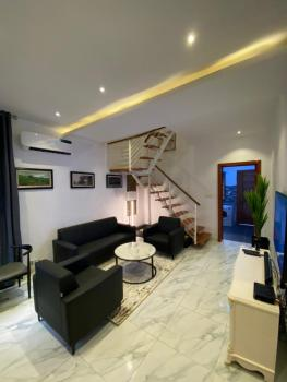 Brand New Luxurious 2 Bedroom Duplex with Swimming Pool, Chevron By Lekki Conversation, Lekki, Lagos, Terraced Duplex Short Let