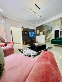 Brand New Luxurious 4 Bedroom Duplex with Swimming Pool & Soccer Board, Elegushi Beach, Ikate, Lekki Phase 1, Lekki, Lagos, Terraced Duplex Short Let